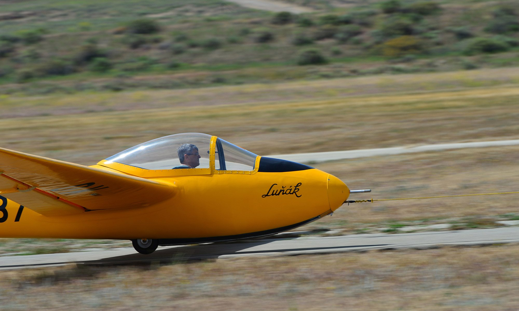 picture of Tehachapi gliders