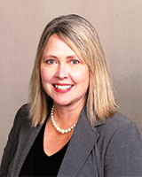 Headshot of Traci Patterson - CEO Mule Creek Facility