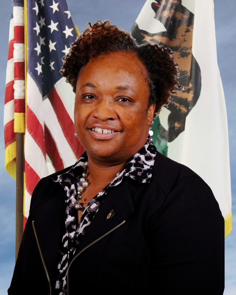 Warden Mona D. Houston