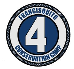 Francisquito Conservation Camp Logo